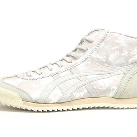 ONITSUKA TIGER - MEXICO MID RUNNER DELUXE 「made in JAPAN」 「NIPPON MADE COLLECTION」