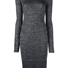 Isabel Marant - fitted knit dress