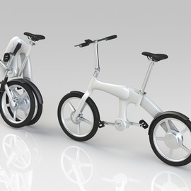 Mando Footloose - Fordable & Electric bike