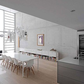 CHRIST.CHRIST.Architects' 4-Storey Home in Germany