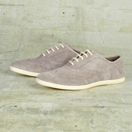 Fred Perry - Moore Suede Shoe (Cloudburs)