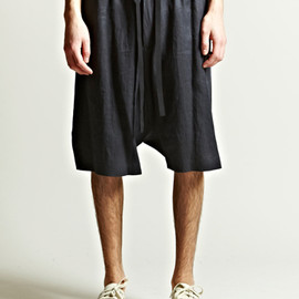 Damir Doma - Paama Front Overlap Shorts