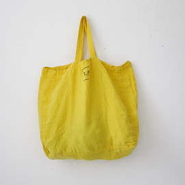Linge Particulier - Shopping Bag / Yellow