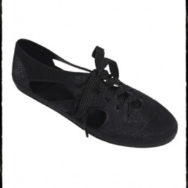F-TROUPE - Black Bathing Shoe 1