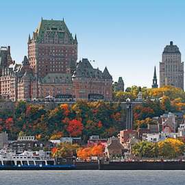 Quebec City, Canada - Healthy Canada: Quebec City