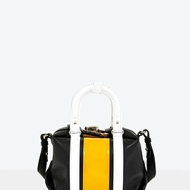 Carven - SS2015 Three-color Pelham Bag