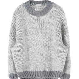 mixxmix - knit sweater