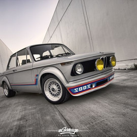 BMW - 2002 Turbo