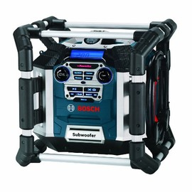 Bosch - Bosch PB360D Deluxe Power Box Jobsite Radio