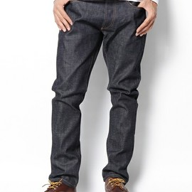 HECTIC - 14oz Selvedged Slim Denim Pant (Non Wash)