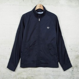 FRED PERRY - Lightweight Harrington Jacket