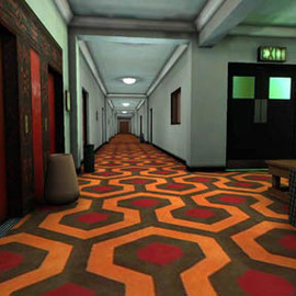 The Shining - Overlook Hotel
