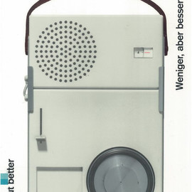 Dieter Rams - Less but better