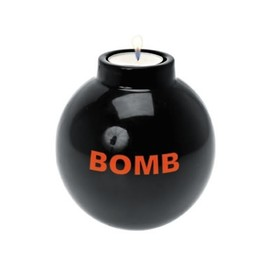 alberto mantilla - Bomb Tea Light Holder