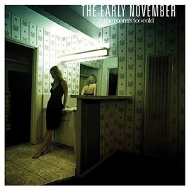 the early november - room's too cold