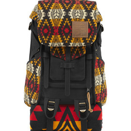 Benny Gold, JanSport, PENDLETON - Oswego Backpack & Blanket