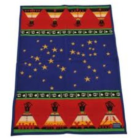 PENDLETON - Muchacho Blanket (chief's road)