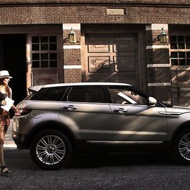 Land Rover - Evoque
