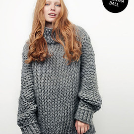 WOOL AND THE GANG - wonderwool sweater / knit