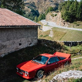 Lancia - Rally 037 by pininfarina