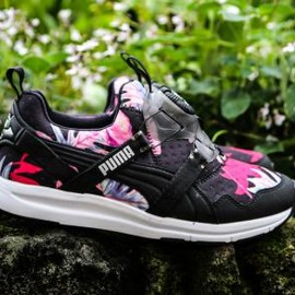 PUMA - PUMA DISC BLACK TROPICALIA PACK
