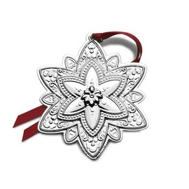 2014 Snowflake Ornament, 25th Edition