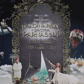 Terry Gilliam - The Imaginarium of Doctor Parnassus