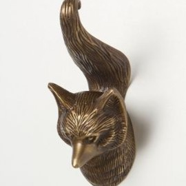 Anthropologie - Fox Forestry Hook