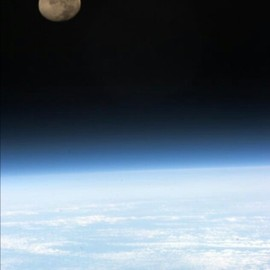 Shot from ISS