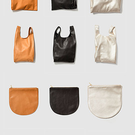 Baggu - Leather Bags/Totes and Pouches/Wallets