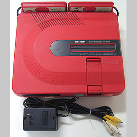 SHARP - TWIN Famicom