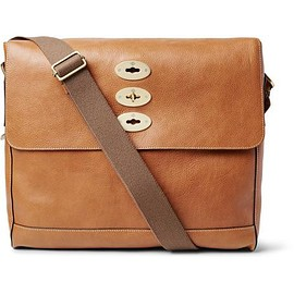 Mulberry - Brynmore Leather Messenger Bag