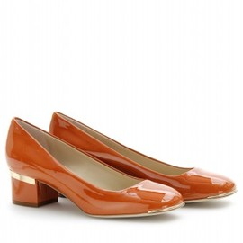 Stella McCartney - IPSEN LOW HEEL PATENT PUMPS