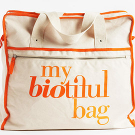 my biotiful bag - week end bag