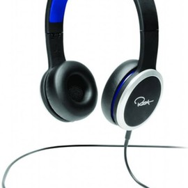 WeSC - The Chambers by RZA Street Headphones (Black/Blue)