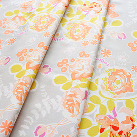 Art Gallery Fabrics - Sweet as Honey Orchard Blossom Autumn