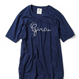 UNDERCOVER FOROURS - GIRA TEE-Designed by TET/W TAPS