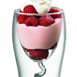 Starfrit Gourmet - Double Wall Glass Verrine with Swirl