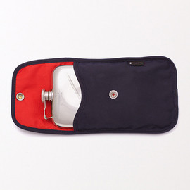 Best Made Company - 8 oz. Flask & Waxed Canvas Case