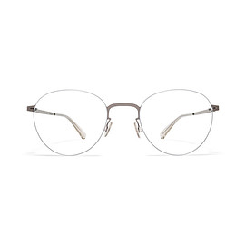 MYKITA - Less Rim Rx Eito Silver Shiny Graphite Clear