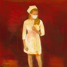 richard prince - nurse