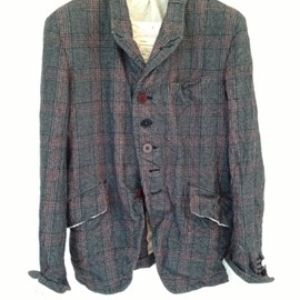 the crooked tailor - jacket