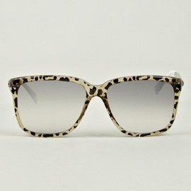 Sheriff & Cherry - G12 Clear Leopard Sunglasses