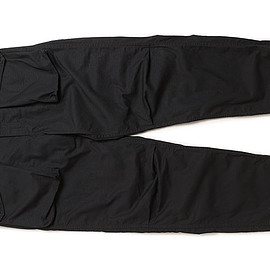ENGINEERED GARMENTS - Norwegian Pant-Cotton Ripstop-Black