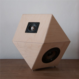 "The Dodecahedron Speaker System ""scenery"""
