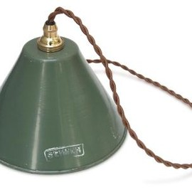 VINTAGE COLLECTION - French Army Hospital Lamp
