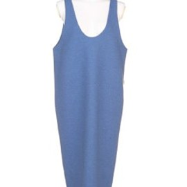 BED&BREAKFAST - LUXE COTTON LINKS Sleeveless Dress