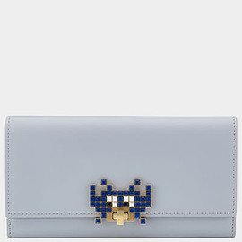 ANYA HINDMARCH - Space Invaders Bathurst Wallet