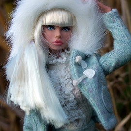 Barbie - barbie, winter barbie