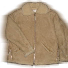 GOODENOUGH - B-6 Mouton Jacket
